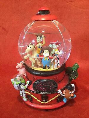 Toy Story Woodys Roundup Snow Globe