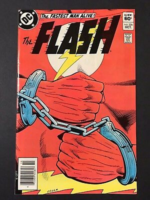 Flash #326 The Weather Wizard Mark Jewelers Insert Variant SCARCE VF