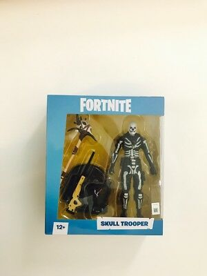 Fortnite Skull trooper 7 inch action figure by McFarlane new 2018 ready to ship