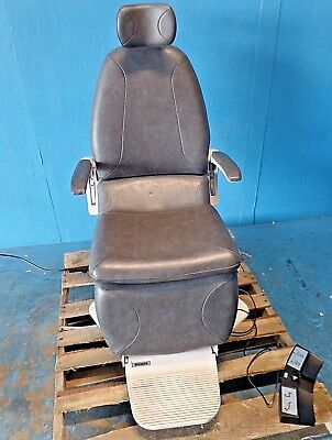 Reliance FX920L Exam Chair w/ Footswitch