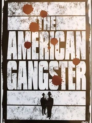 American Gangster, The (2-Disc Unrated Extend DVD Sony Dennis Farina Narrator