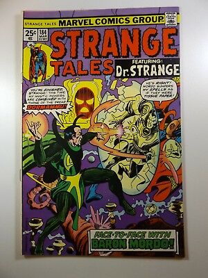 Strange Tales #184 Starring Early Doctor Strange Stories! VF-NM Condition!!!