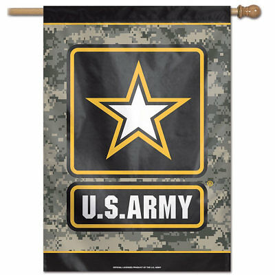 Official US Army Logo House Flag