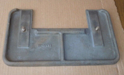 Cast Iron Table Pieces for Baldor Carbide Cutter Grinder, 1 Available, BE-1537