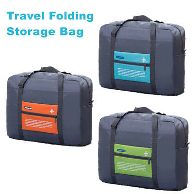 Portable Travel Large Storage Bag Folding waterproof Lightweight luggage Handbag
