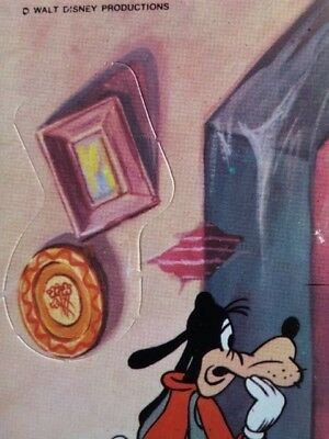 1 Vintage 70'S 80'S Disney Sticker Collectable Trading Card 99 Cents Ships All