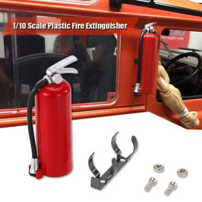 1/10 Rock Scale Truck Accessory Fire Extinguisher For AXIAL SCX10 TRX4 D90 CC01