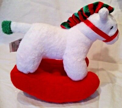 Pretty Pony The Ty Baby Collection Rocking Horse 2006 - Love to Baby Beanie Baby