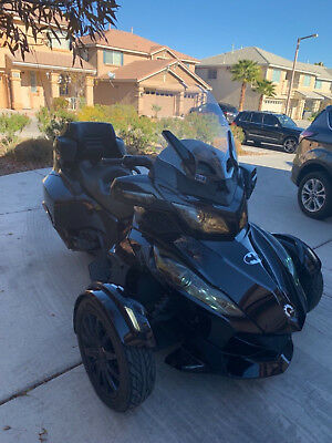 2013 Can-Am Spyder  2013 Can Am Spyder RT Limited LTD