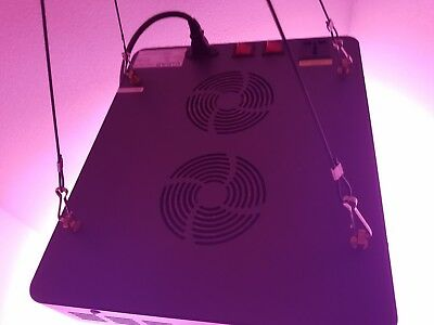 ViparSpectra Reflector Series 600 W LED Grow Light Full Spectrum/pulleys include