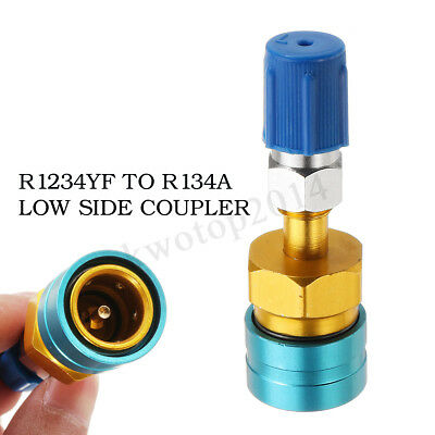 R1234YF TO R134A Low Side Quick Coupler For BMW Automotive Air Conditioning new