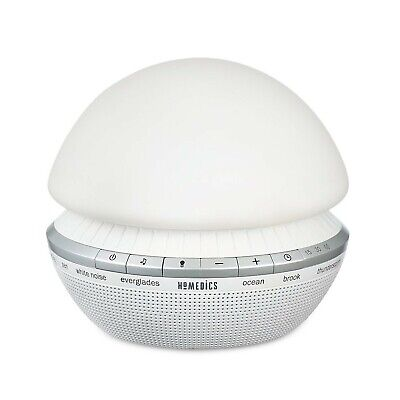 White Noise Sound Machine | Portable Sleep Therapy for Home, Office, Baby & T...