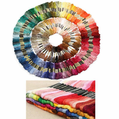 Floss Multi-Color Cross Thread Stitch DIY Sewing Anchor Cotton Embroidery 250x