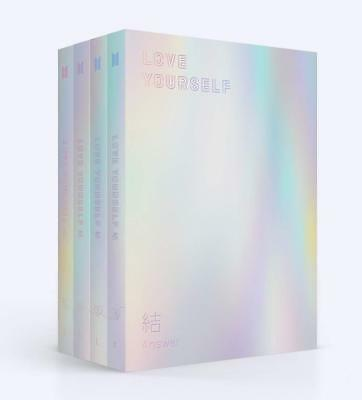BTS - LOVE YOURSELF 結 Answer [Random ver.] 2CD+Photocard+Poster+Tracking no.
