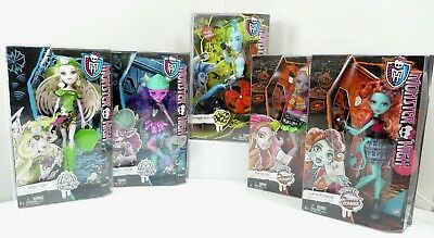 Monster High Dolls New In Box You Choose One Or Many All In Brand New Condition