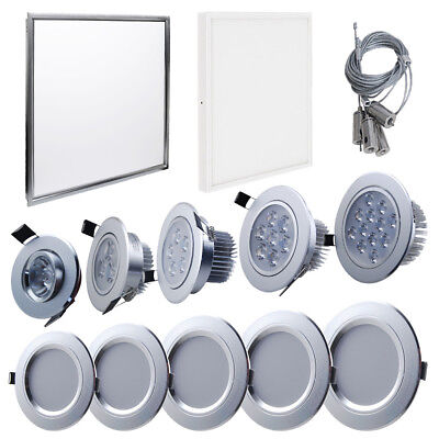 4/1X Recessed/Suspended/Surface Mounted LED Ceiling Light Panel Downlight 3W-72W
