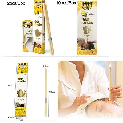 Ear Candling Natural Beeswax Excellent Quality Wax Candles Massage Spy Treatm
