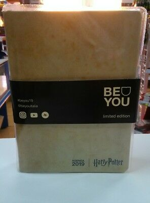 Diario  be you harry potter