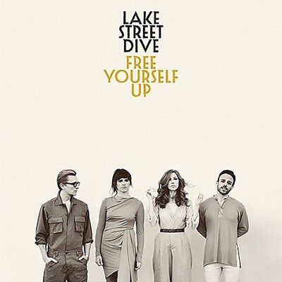 Lake Street Dive Free Yourself Up DIGIPAK CD NEW