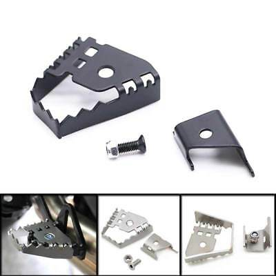 Brake Lever Peda Enlarge Extension Rear Brake Peg Pad Extender For BMW F800GS