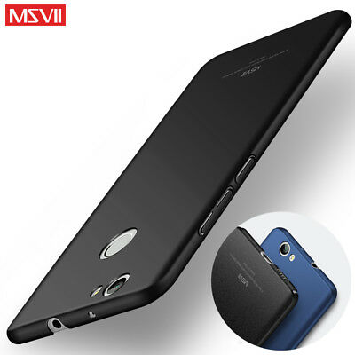MSVII Ultra Thin Shockproof Matte Hard PC Case Back Cover For Huawei Nova Plus