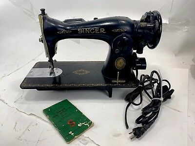 VINTAGE 40 SINGER Model 4040 Sewing Machine Working Condition Fascinating Singer Sewing Machine 1591 Value