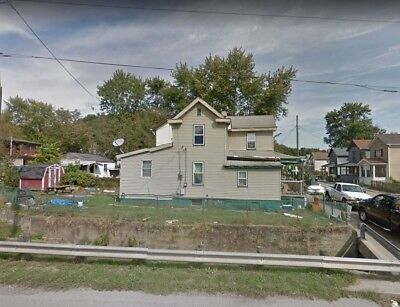 NO RESERVE!!! SFH 1092 Sq.Ft. for Sale in East Liverpool, OH, UP FOR AUCTION!!!