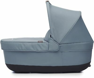 Easywalker MOSEY+ CARRYCOT STEEL BLUE Pushchair Pram Buggy BNIP
