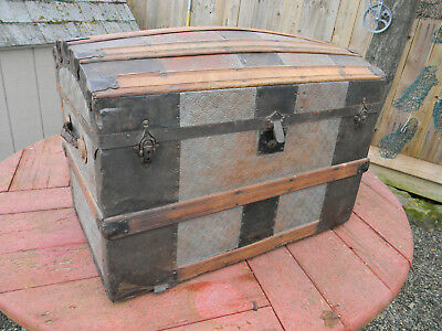 antique ships trunk