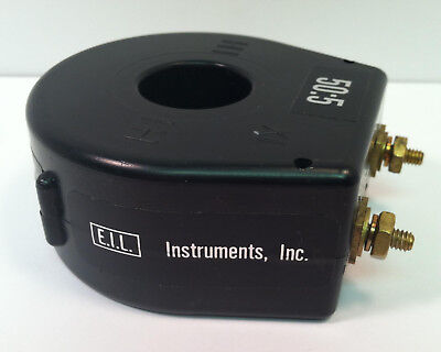 EIL Instruments 15 RT-500 Current Transformer Ratio 50:5 A 50-400Hz 600V
