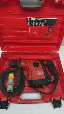 Hilti Te30 - C Avr Sds Breaker 110V Light Combi Hammer Breaker Chipper