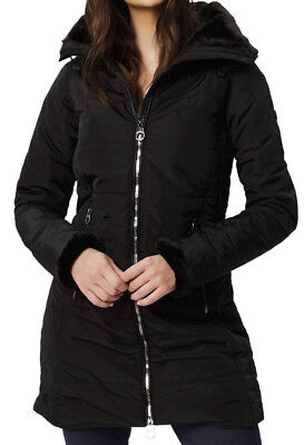a13b9a4f60d Regatta Womens Pernella Insulated Padded Jacket Womens Outdoor Long Coat  8-20