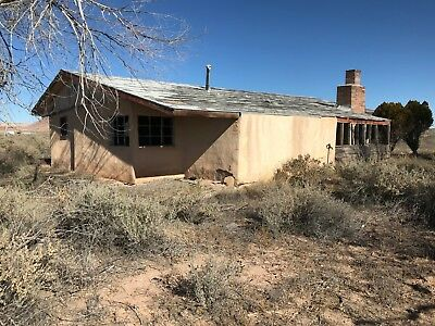 1959ft HOUSE on PAVED I-40 FRONTAGE ROAD, CHAMBERS, AZ - NO RESERVE CASH SALE!