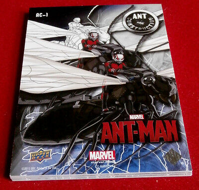 MARVEL - ANT MAN - ANT CONSTRUCTION Chase Set (all 7 cards) - Upper Deck 2015