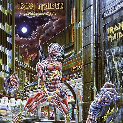 Somewhere in Time [lp_record] Iron Maiden
