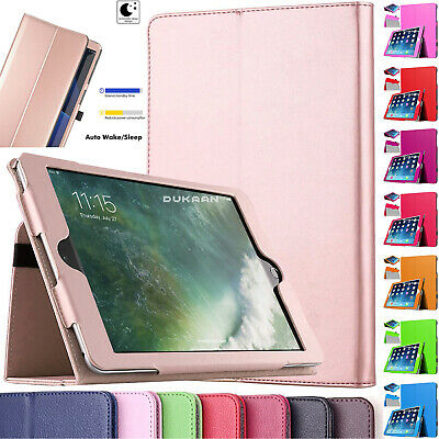"Flip Magnetic Leather Stand Case For Apple iPad 9.7"" Inch 6th Generation 2018"