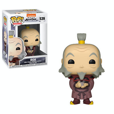 Funko POP! Animation: Avatar - Iroh w/ Tea #539