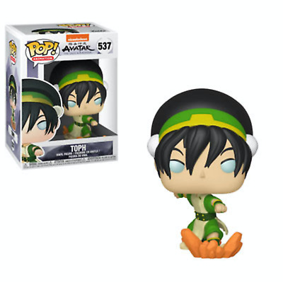 Funko POP! Animation: Avatar - Toph #537