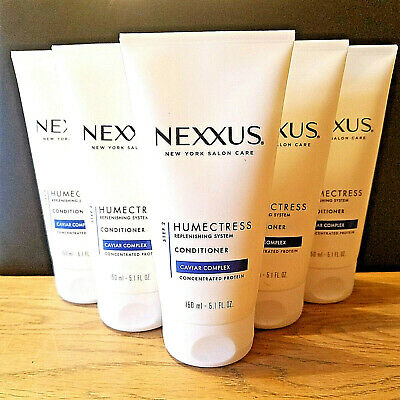 (Lot of 5) Nexxus Humectress Conditioner Caviar Complex 5.1 Fl Oz each New