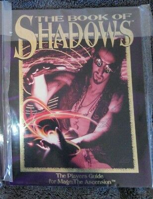 Magus die Erleuchtung Mage the Ascension The Book of Shadows RPG Rollenspiel