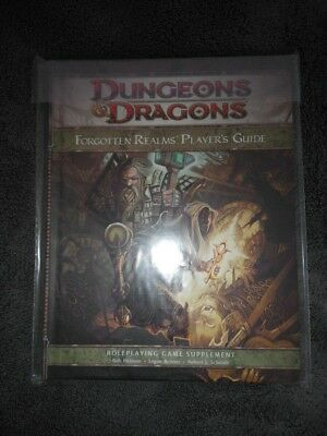 D&D 4 Forgotten Realms Player's Guide RPG Rollenspiel Fantasy