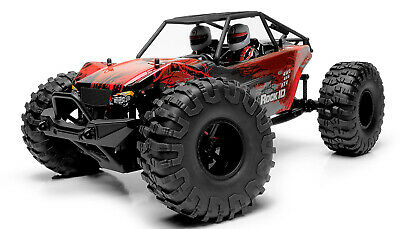 Exceed RC Rock Racer 1/10 Max Rock RC RTR Waterproof Electronics (Red)