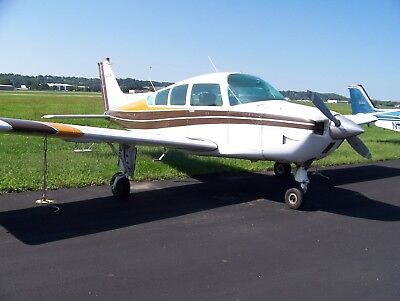 1978 Beechcraft Sierra, Low Total Time, Great Complex Time Builder! $24,995.00!!