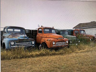 Used Farm Vehicles - Nine  (9)   in total.