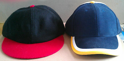 2 Baseball Caps NEW see pictures
