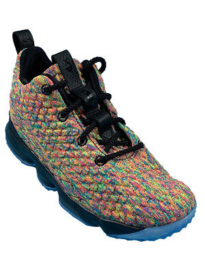 new products f56ad a3ecc NIKE LEBRON XV (PS) Youth sneakers 922812 901 Multiple sizes fruity pebbles