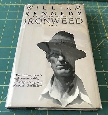 William Kennedy IRONWEED First edition, second printing Pulitzer Prize UNREAD!