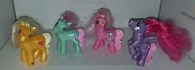 New Sealed in Bag 2008 McDonalds Happy Meal Toy My Little Pony Minty #4