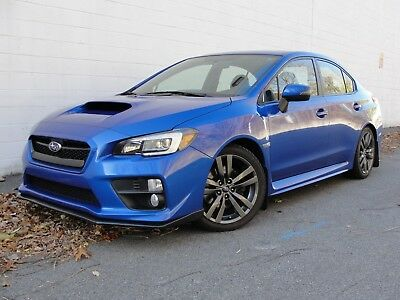 2016 Subaru WRX Limited 2016 Subaru WRX 2.0L Limited Loaded!!!