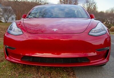 2018 Tesla Model 3 Long Range Premium 2018 Tesla Model 3 Long Range Premium (Excellent Condition) with EAP